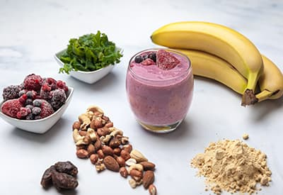 Five Healthy Breakfast Smoothies