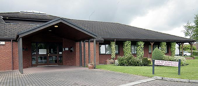 Fulwood Hall Hospital