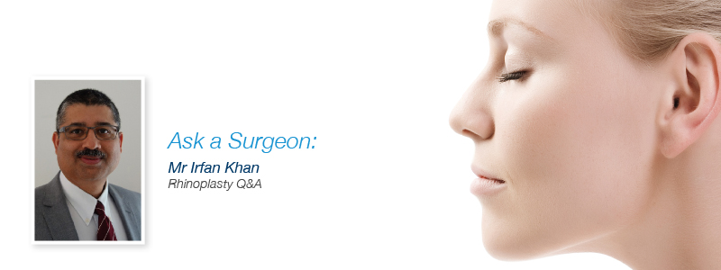Surgeon Answers FAQ's on Rhinoplasty